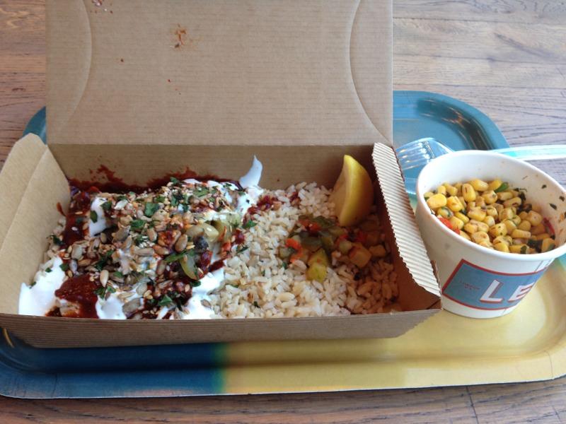 adventures of a gluten free globetrekker Gluten Free Dining at Leon Restaurant Gluten Free Vegetarian London