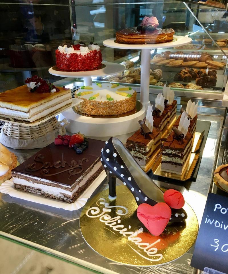 Sana Locura gluten free bakery Madrid