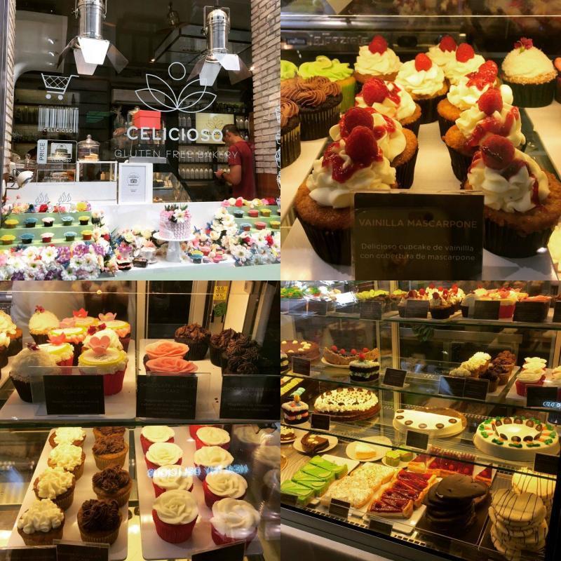adventures of a gluten free globetrekker Gluten free bakery Madrid