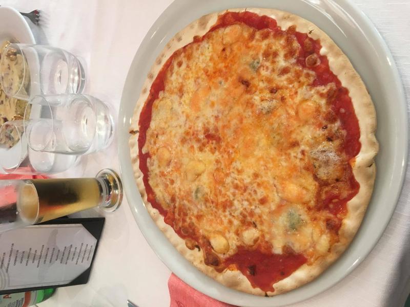 adventures of a gluten free globetrekker gluten free pizza Lake Como
