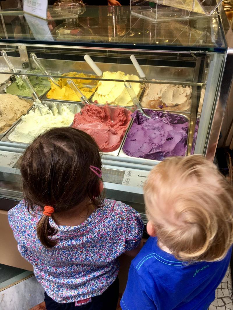 adventures of a gluten free globetrekker Gelato in Milan