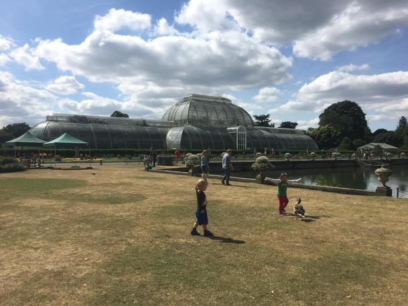 adventures of a gluten free globetrekker Kew Gardens