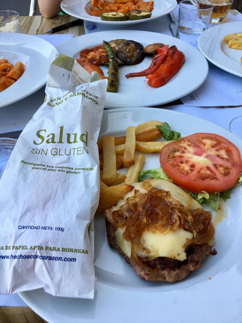 adventures of a gluten free globetrekker sin gluten Spanish Pyrenees