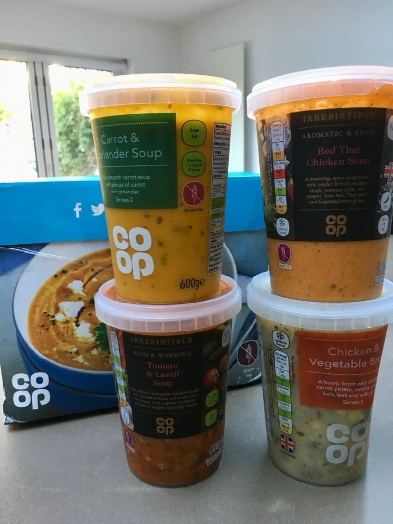 adventures of a gluten free globetrekker gluten Free minestrone soup Coop