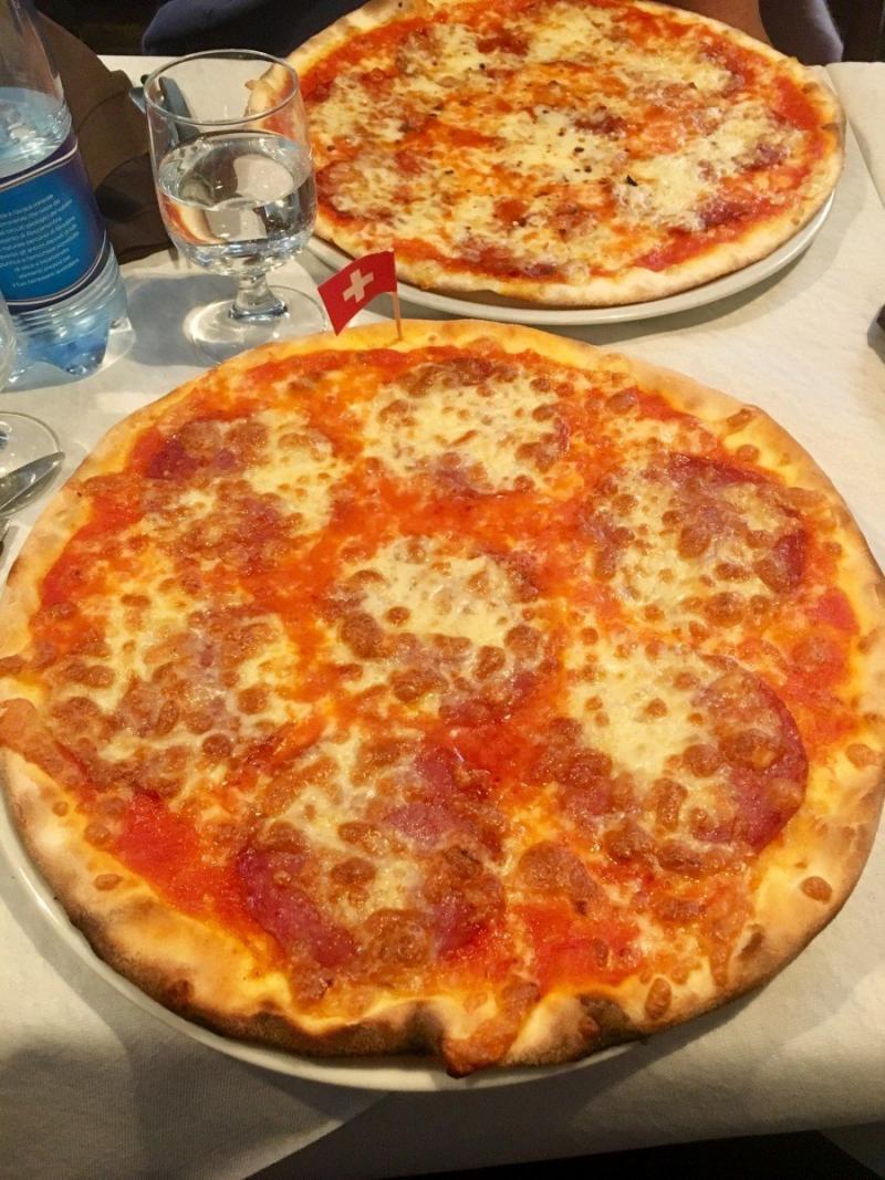 adventures of a gluten free globetrekker Gluten free pizza Rome Voglia di Pizza