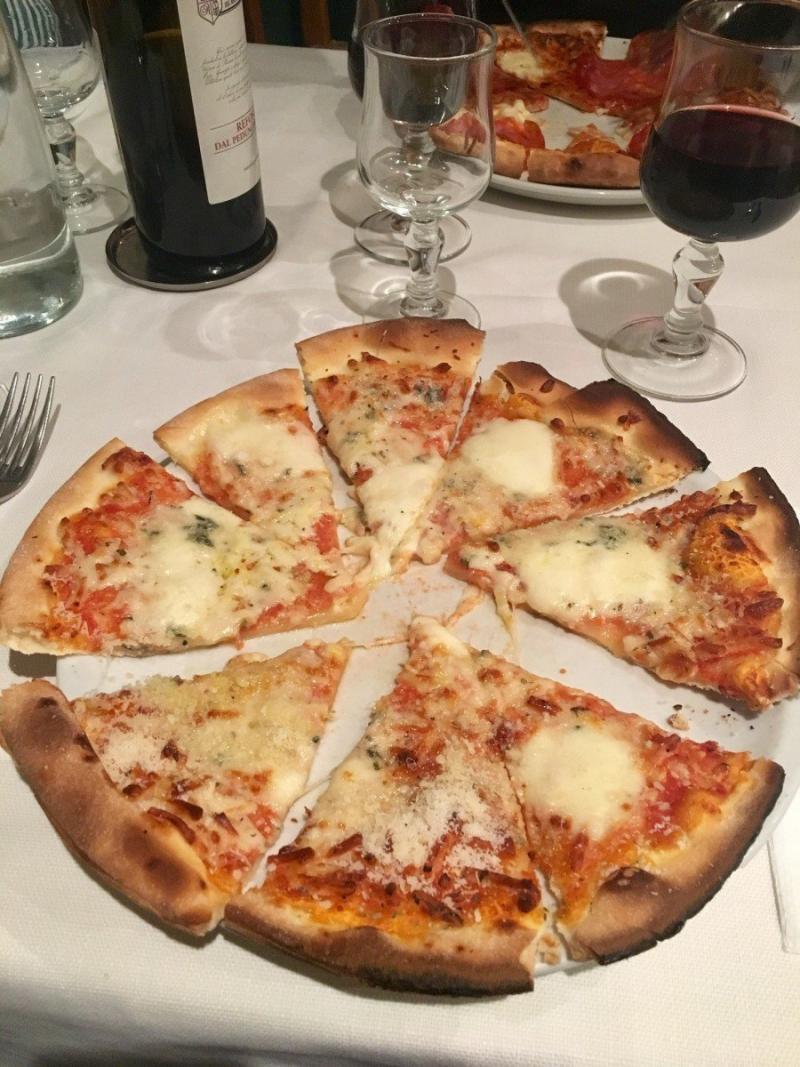 adventures of a gluten free globetrekker gluten free pizza La Pilotta Roma