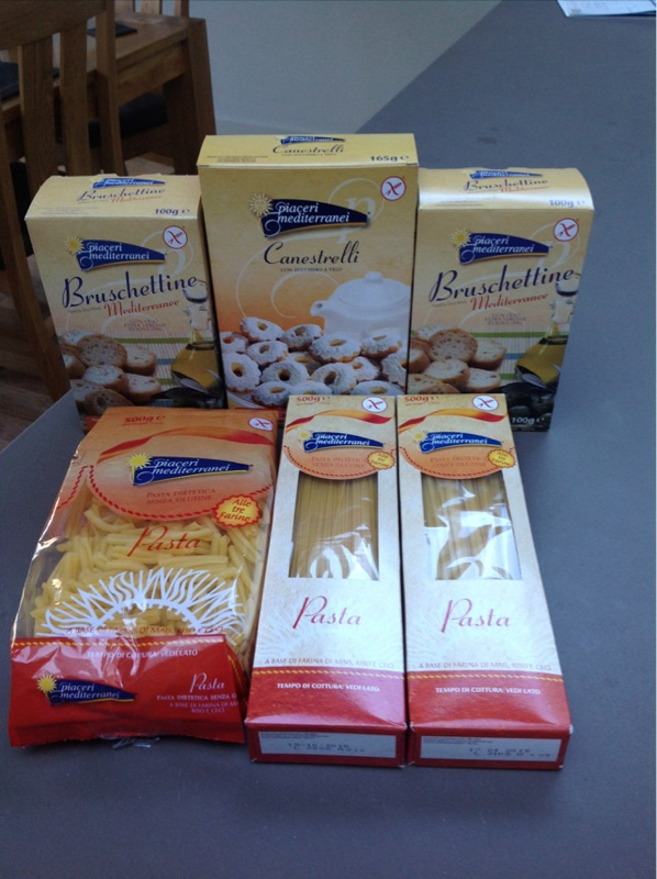 4AB83A36 9924 4C0F AB6B A6775591F7CEiphone photo Gluten Free Panettone (and Pasta) at Elenas Gluten Free Way