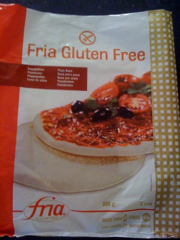 739B3AA9 785B 4D96 8A67 4A92408629FB5 Fria Gluten Free Pizza