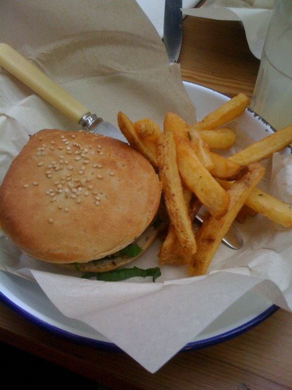 adventures of a gluten free globetrekker Honest Burgers & WAGfree Gluten Free Bakery Bun London