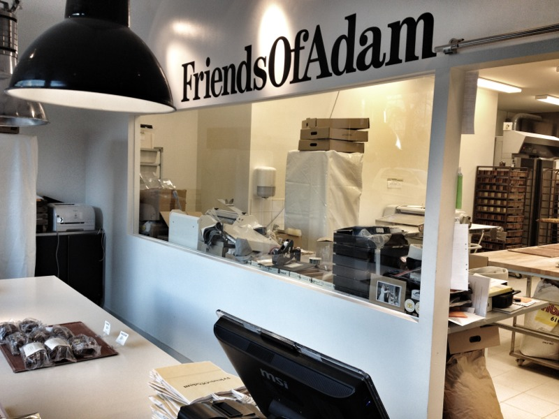 Sweden's Gluten Free Bakery: Friends of Adam