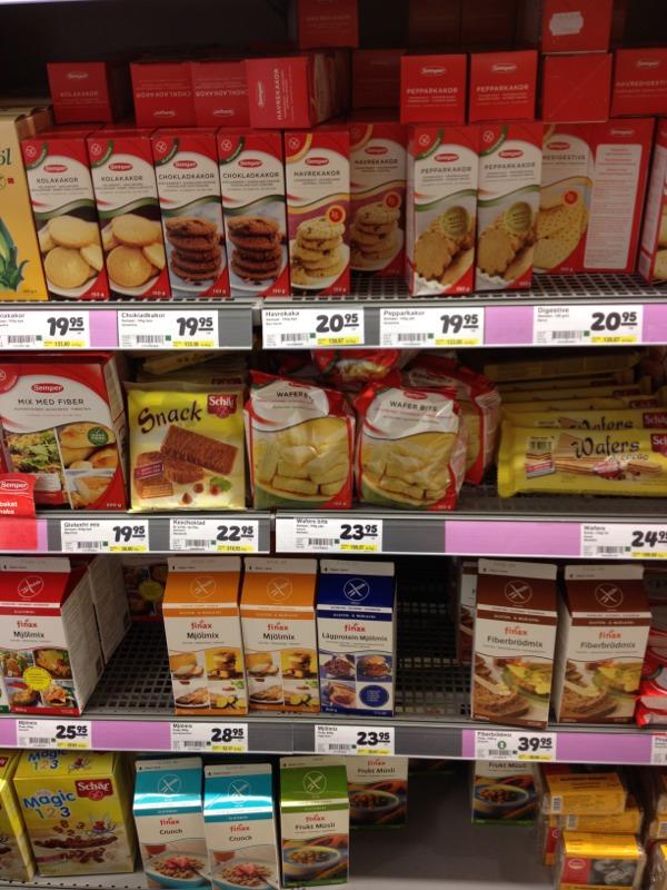 ica supermarket stockholm