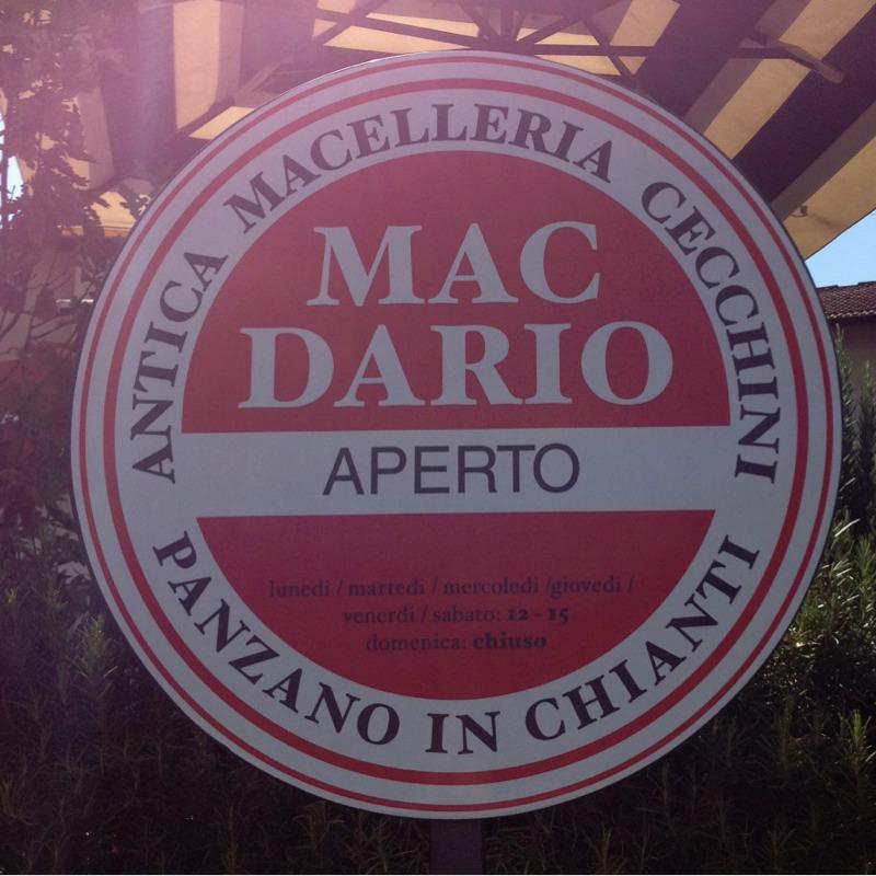Gluten Free Italy: Dario DOC, Tuscany