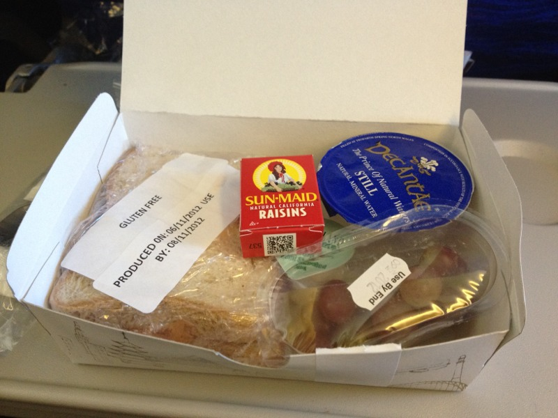 AE4A0D8B C0E3 463B AE5D 20DB7EEBBD5024 Gluten Free Meals on British Airways / American Airlines