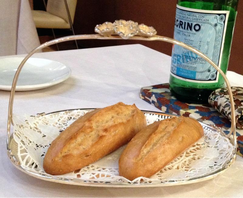 BF85FC52 B99B 4954 B1D9 498303B5B5E111 Gluten Free Bilbao, Spain: Zortziko Restaurant