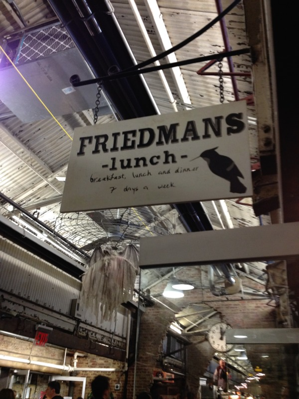 C03F2ABE 9A81 4D74 BED6 55DC51E71C8D22 Gluten Free New York: Friedmans Lunch