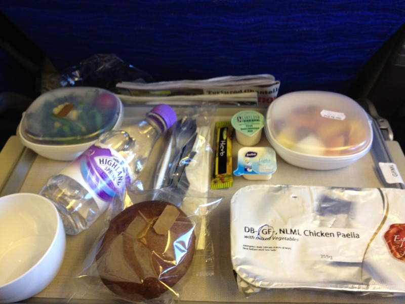 C9FF01F6 E848 4F59 8C1F 4E9D617C7AE725 Gluten Free Meals on British Airways / American Airlines