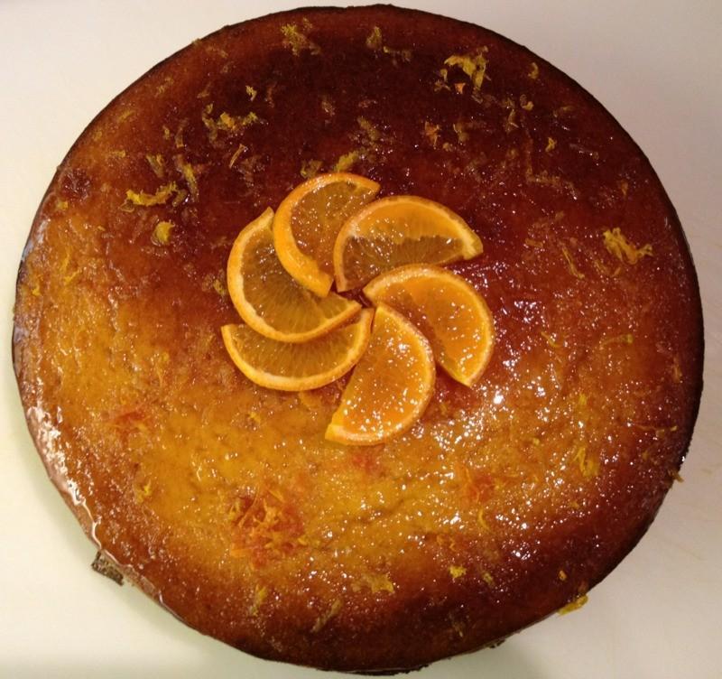adventures of a gluten free globetrekker Clementine Cake