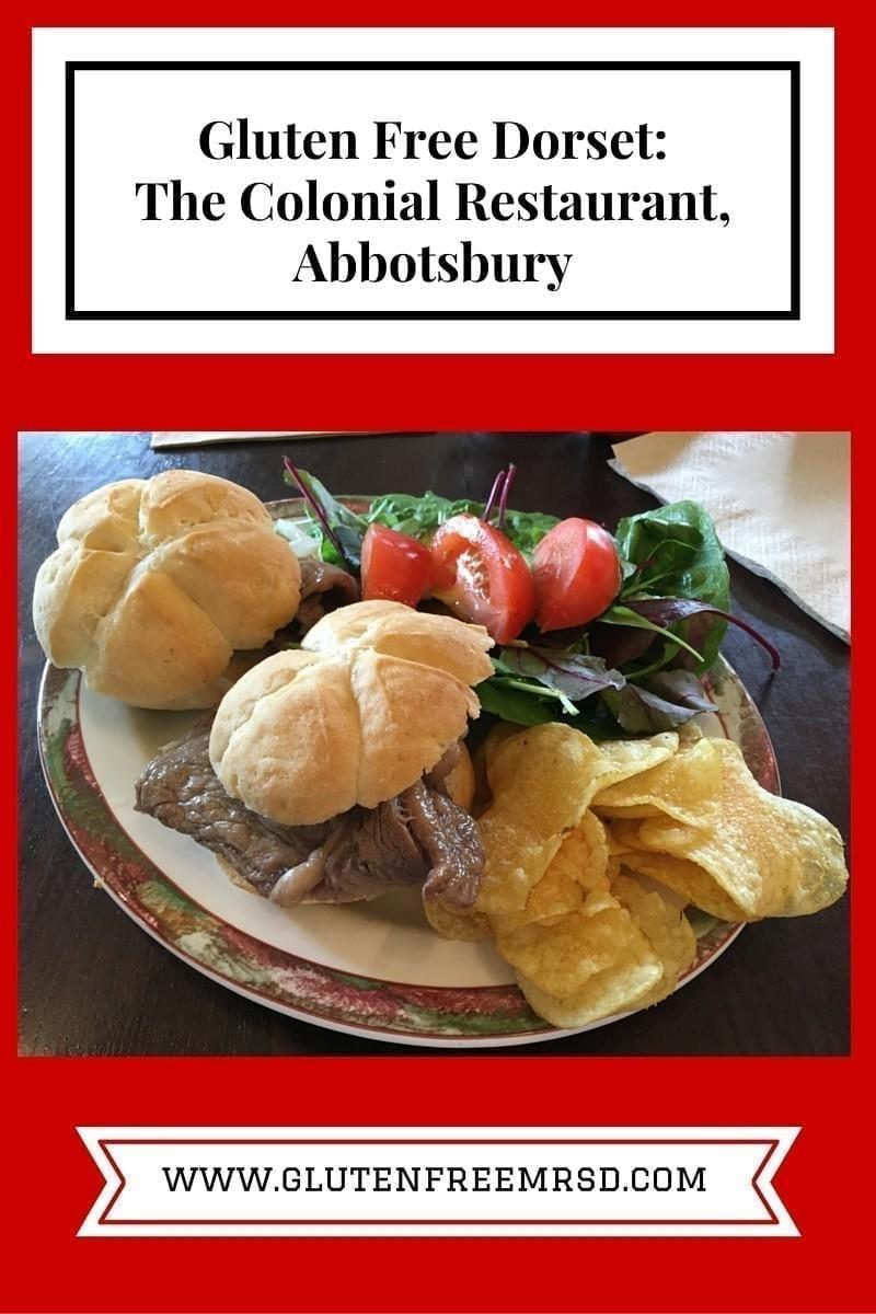 adventures of a gluten free globetrekker Gluten Free Dorset: Abbotsbury
