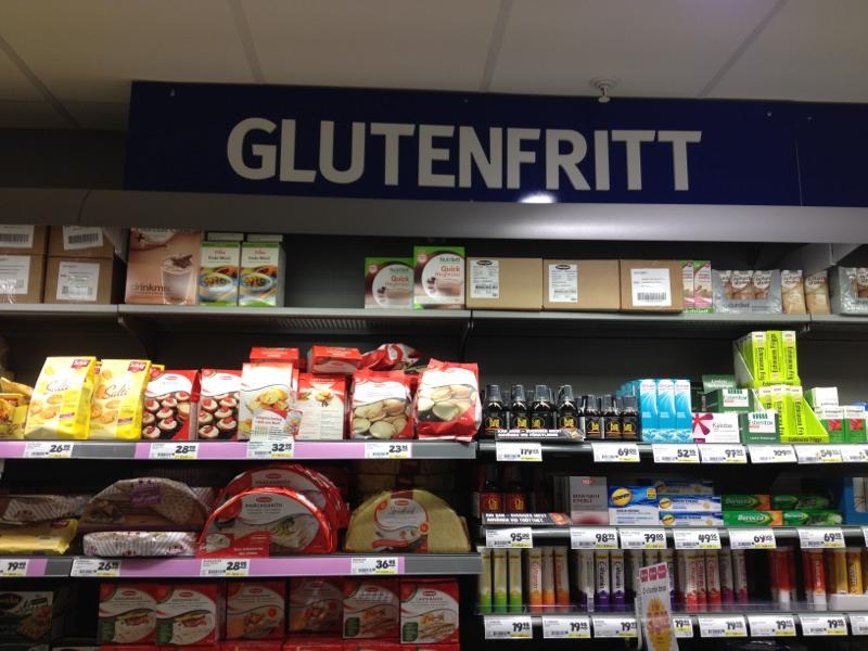 F45B672A D0B3 46CC 9A6C 1A4EDD396E438 Stockholm: Gluten Free Supermarket Shopping