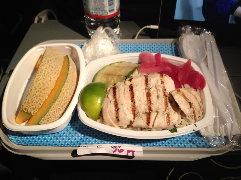 F5CE2875 EA9B 4BD6 918A EC9A513A4DE626 Gluten Free Meals on British Airways / American Airlines