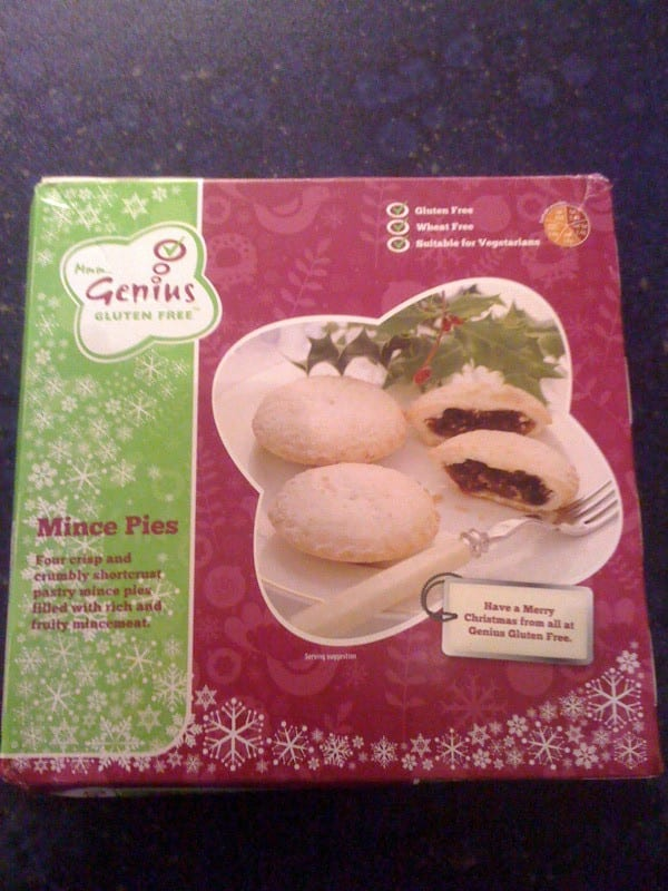 adventures of a gluten free globetrekker Genius Mince Pie
