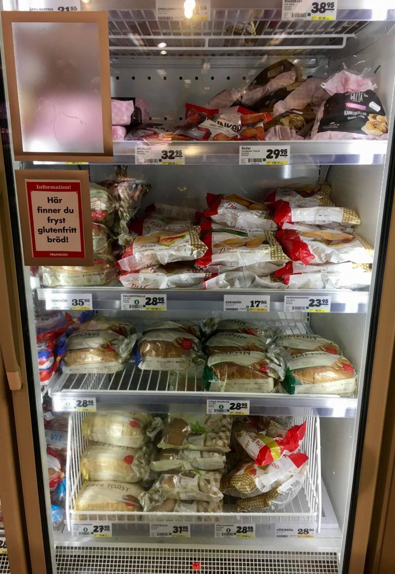 adventures of a gluten free globetrekker Gluten free Gothenburg supermarket