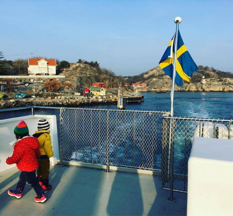 What to do with kids in Gothenburg in winter