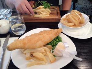 IMG 0793 300x225 Restaurant Review: Oscar & Bentleys, Canterbury, Kent
