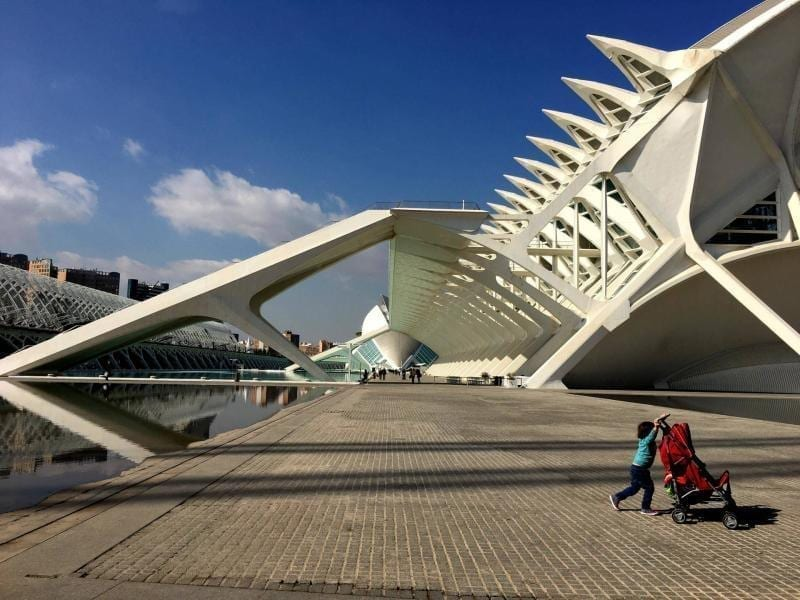 adventures of a gluten free globetrekker City of Arts and Science Valencia