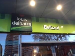 Louis Delhaize Belliard