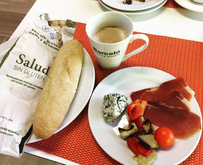 gluten free Valencia Spain