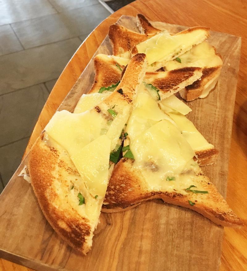 adventures of a gluten free globetrekker garlic and parmesan gluten free toast