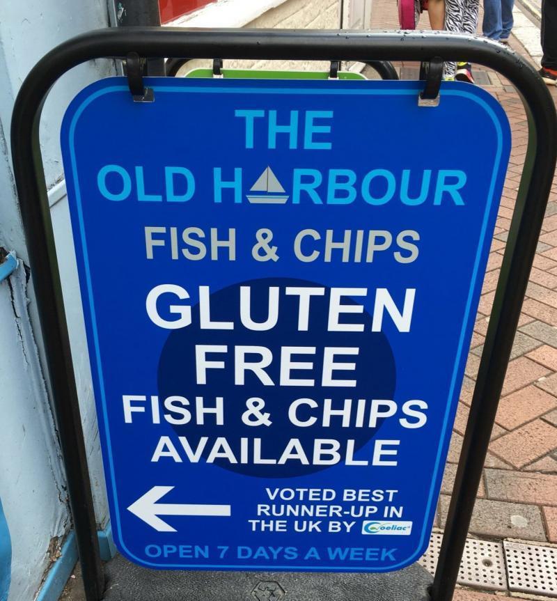 adventures of a gluten free globetrekker Gluten Free Fish and Chips