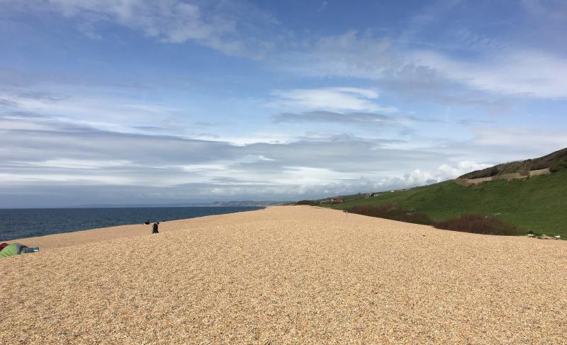 adventures of a gluten free globetrekker Chesil Beach