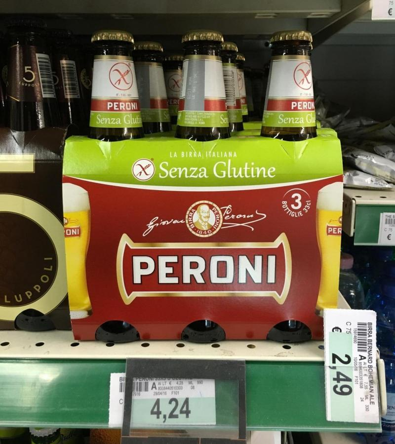 gluten free beer italy http://www.glutenfreemrsd.com/2016/08/gluten-free-guide-to-italy-tips-and-resources/