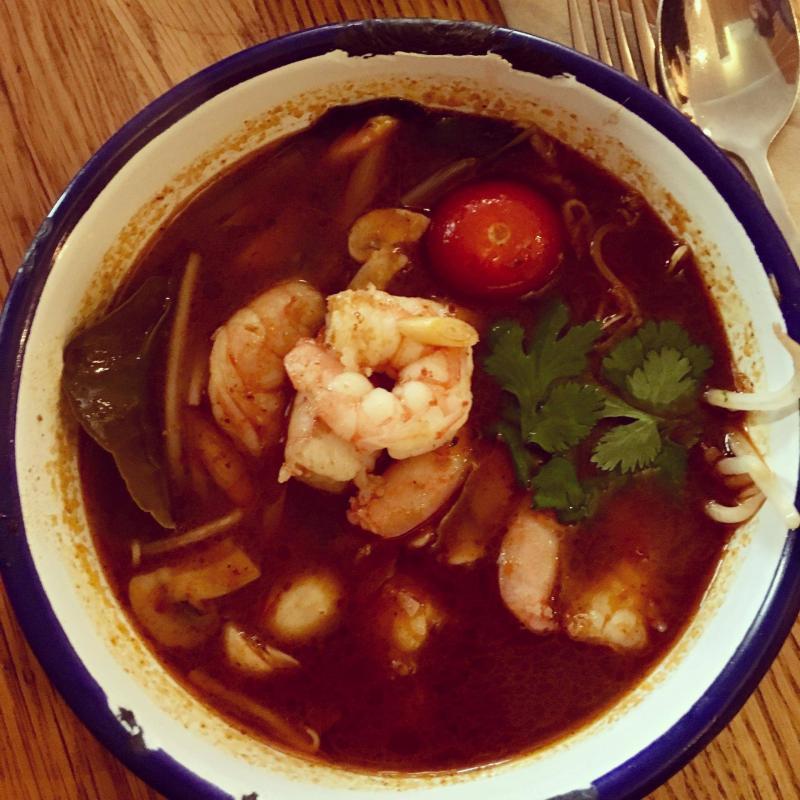 gluten free thai food london