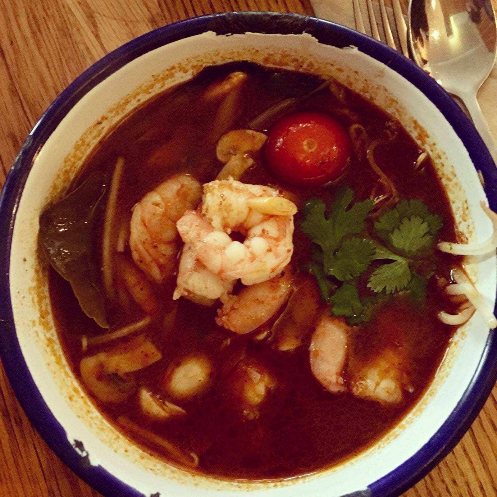 gluten free thai food london
