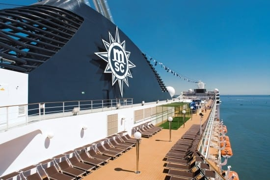 (Gluten Free) Life On The Ocean Wave: MSC Cruises