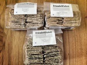 Sweden gluten free crackers 300x225 Swedens Gluten Free Bakery: Friends of Adam