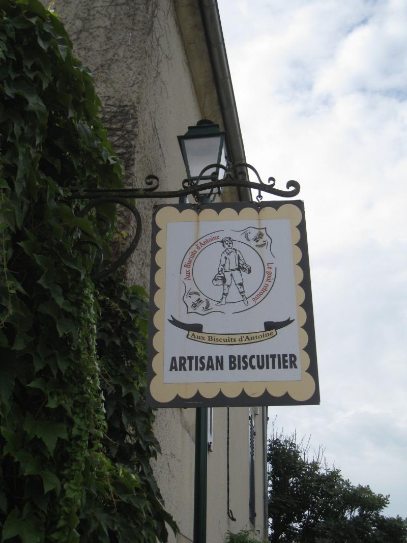 adventures of a gluten free globetrekker Aux Biscuits d'Antoine