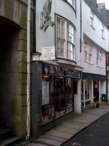 In Search of the Holy Grail….A Gluten Free Pasty in Cornwall