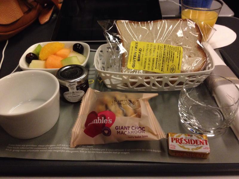 adventures of a gluten free globetrekker eurostar breakfast