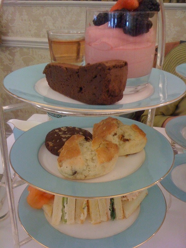 41D6103C 0C7F 4125 8DD1 53EAF63F549A5 From Russia With Love: Gluten Free Afternoon Tea at Fortnum & Mason