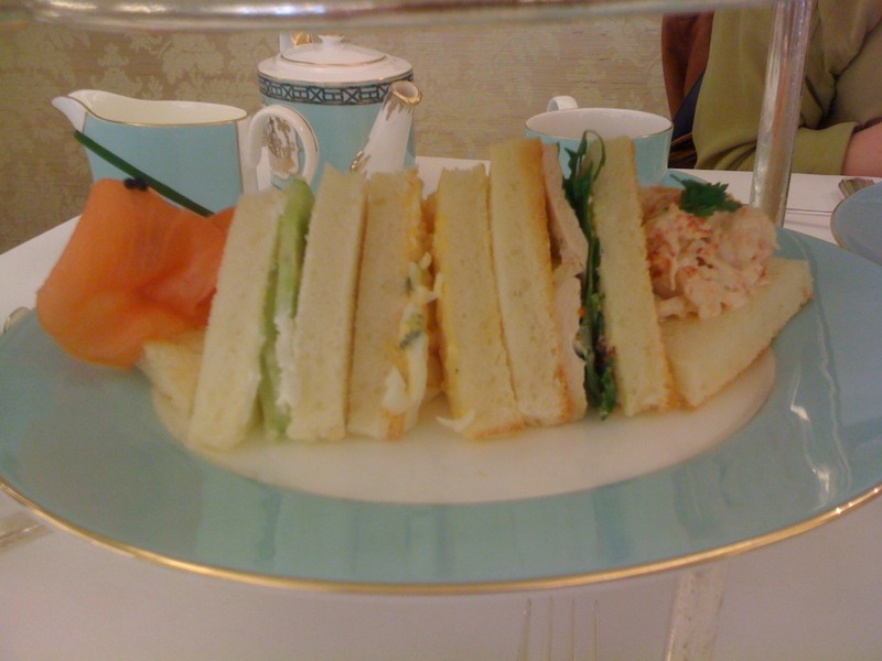 9A7D122D 5A03 4AB5 AD93 983AE9FB824B6 From Russia With Love: Gluten Free Afternoon Tea at Fortnum & Mason