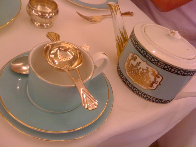 C6DC050C 1671 45B8 A643 8F743370D8057 From Russia With Love: Gluten Free Afternoon Tea at Fortnum & Mason
