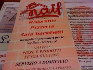 Palermo 1 300x225 Gluten Free Pizza: Palermo, Sicily