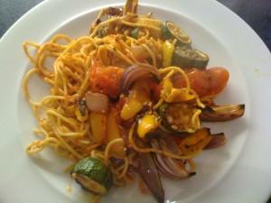 adventures of a gluten free globetrekker Del Ugo Gluten Free Organic Chickpea Spaghetti Gluten Free Vegetarian