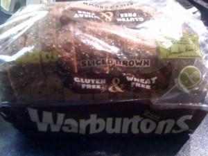 adventures of a gluten free globetrekker Warburton's: Another Fail... Gluten Free Products