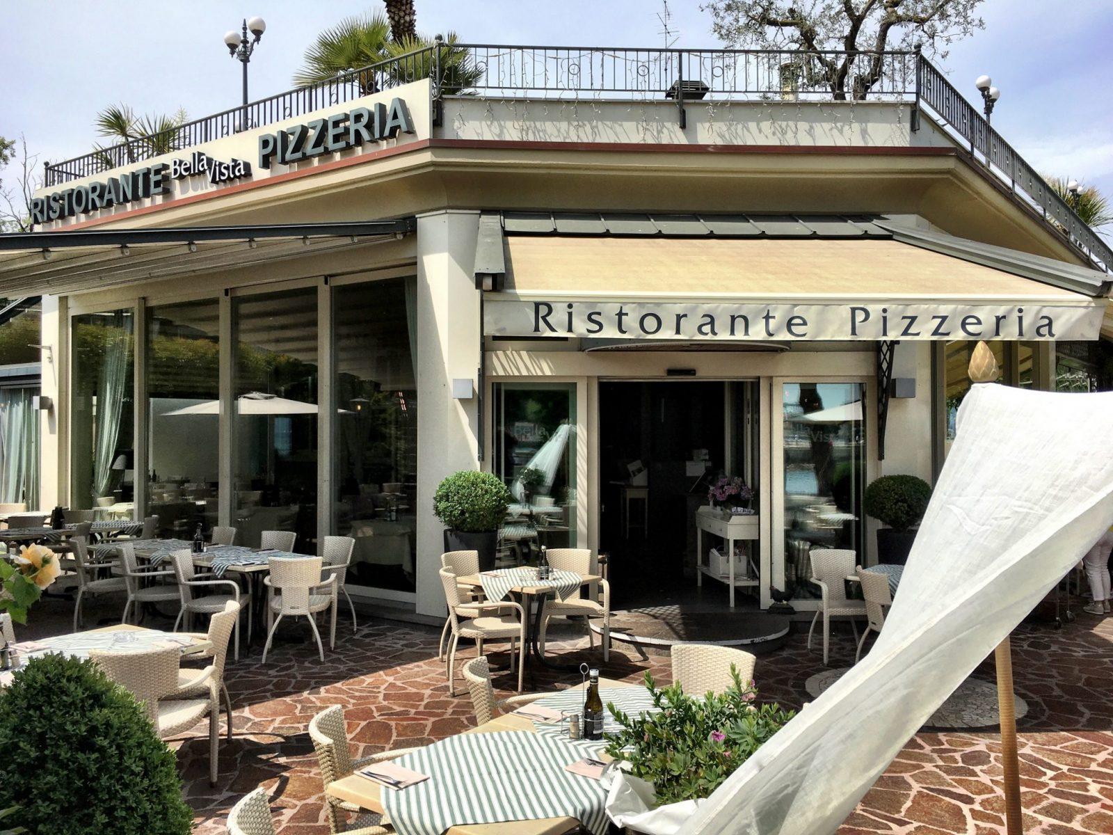 adventures of a gluten free globetrekker Gluten Free Italy: Bella Vista Pizzeria, Lake Garda Italian Lakes Verona